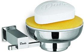 Deals Soap Dish (Brass)