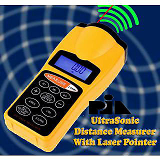 Ultrasonic Distance Measuring Device