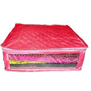 Pack Of 1 Pcs Multipurpose Satin Saree Cover