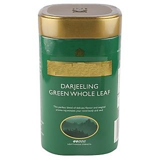 Darjeeling Green Whole Leaf Tea, 100g