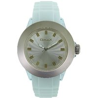 Omax Analog Golden Touch Girls Watch (TS487)