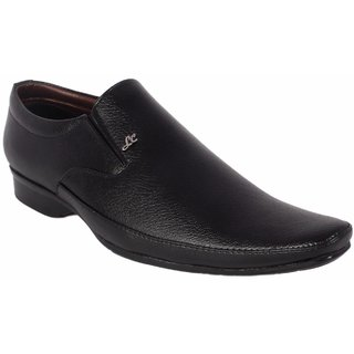 Nynty Nyn LFI-1906 Mens Black Formal Shoe