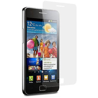 PACK OF 2 SAMSUNG GALAXY S2 SII I9100 SCREEN GUARD PROTECTOR SCRATCH GUARD