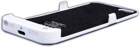 Pebble 2200 mah Slim Powerbank + Case for Iphone 5 white