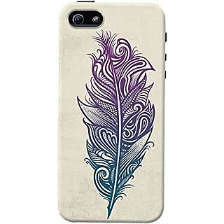 DailyObjects Feather Art Case