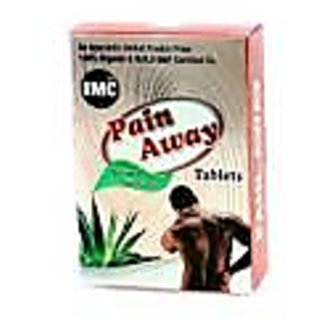 IMC Pain Away (30 Ayurvedic Tablets) WHO Certified Chemical Free