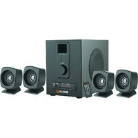 Flow Grand 4.1 Home Theater Speaker System Fm Usb Mmc 7000pmoWatt With Aux Cable