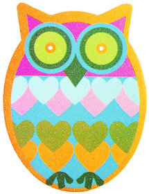 Orange OWL nail filer emery boards nail and personal care