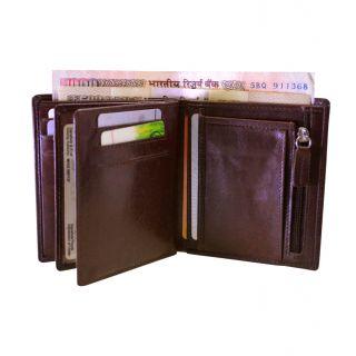arpera  Leather Mens Wallet  C11429-2   Brown