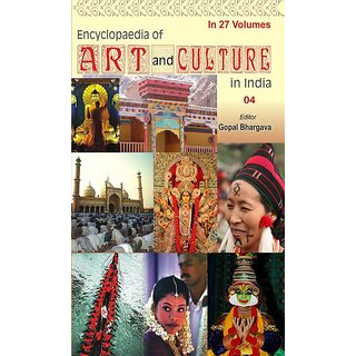 Encyclopaedia of Art And Culture In India (Tamil Nadu) 4Th Volume
