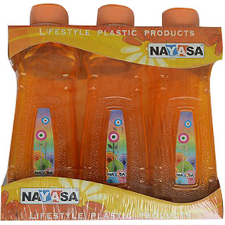 Nayasa Water Bottle (Set of 6)
