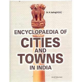 Encyclopaedia of Cities And Towns In India (Uttarakhand) 4Th Volume