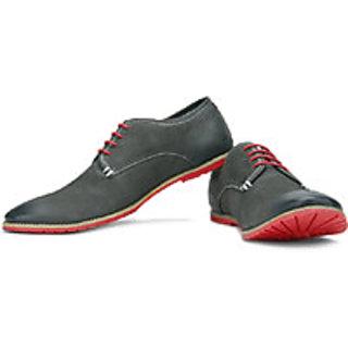Fortune Brown Men's Fashion Lacing Shoes (FSM-02)