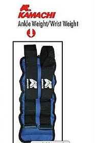 kAMACHI Wrist /Ankle Weight Strap Made In Taiwan 2.5 Kgs x 2