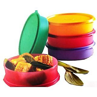 Tupperware Large Handy Bowls - Set Of 2 Pcs.