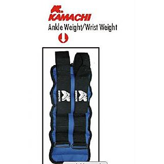 kAMACHI Wrist /Ankle Weight Strap Made In Taiwan 3 Kgs x 2