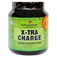 British Nutrition X-Tra Charge (1Kg)