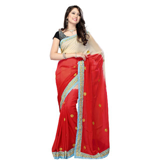Modernistic Bollywood Star Madhuri Dixsit Saree
