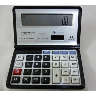 Notebook calculator CT-8814