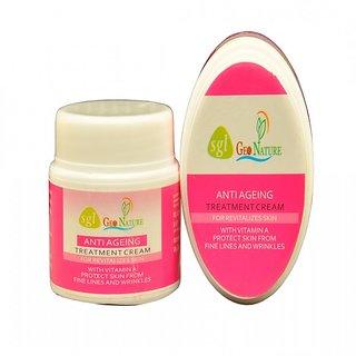 Geonature Anti-Ageing & Anti-Wrinkle Cream GN003