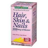 Natures Bounty Hair,Skin & Nails (60Caps)
