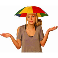 UMBRELLA HATS novelty hat headwear cap fishing sports
