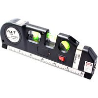 Professional Quality Laser Level and Tape Measure