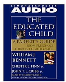 The Educated Child by William J. Bennett (Audio Books - M4A Downloadable)