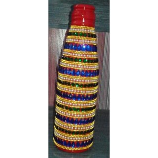 bottle decoration Handwork and Handicrafts