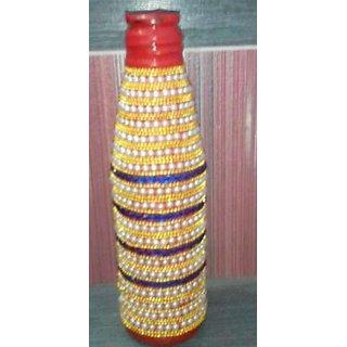 bottle decoration Handwork and Handicrafts