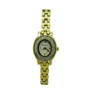 Stylish Wrist Watch For Women Ladies By Royal TD-3942