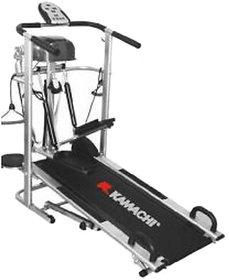 Kamachi 6 in 1 Manual Treadmill