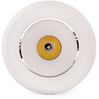 2W,LED LIGHT,FOCUSSED,RECESSED,DOWNLIGHT,C/WHITE6000K COSMIC 24 MONTHS WARRANTY