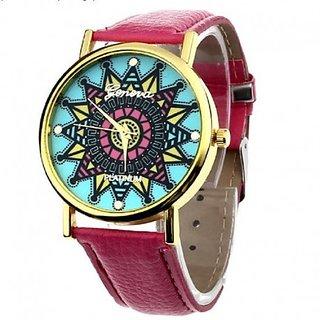 Cool-Art Hot Pink Watch