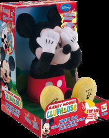 Mickey Boo