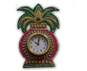 Kalash Wall Clock