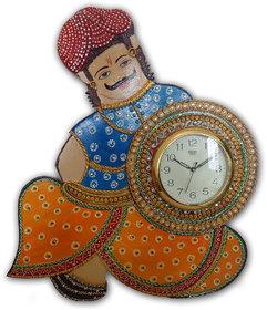 Banna Saa Wall Clock