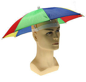 Set Of Two Cap Umbrella For Every Age Group