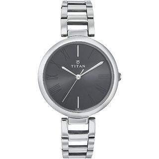 Titan 2480sm02 Women S Watch Buy Titan Ladies Watches Online In India