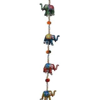 Door Hanging Rajasthani Handicraft - Elephant