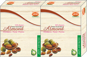 Almond Face Pack (Two Pack)