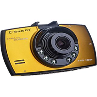 Royace Eye 1987 CAR DVR