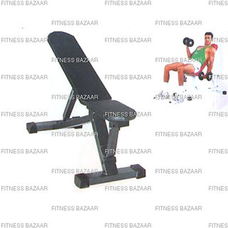 3 IN 1 Dumbells Fly Bench Press For home Gym Exercises