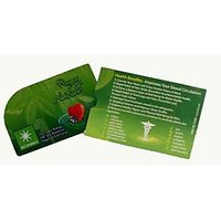 Bio Energy Card Nano Card Of 2mm With Higher Negative Ions