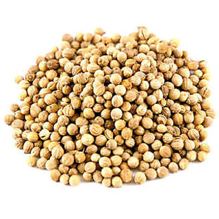 50 Grams Dried Whole Coriander / Dhaniya Seeds - Best Quality Indian Spice!