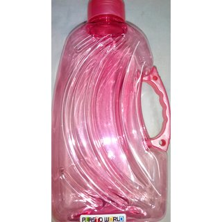 Attractive color 1 Litre Water Bottle (only 1 bottle)