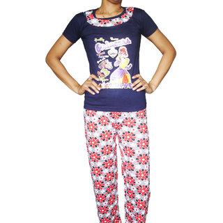 Girls Top & Payjama Set | Daily Wear | Night Wear