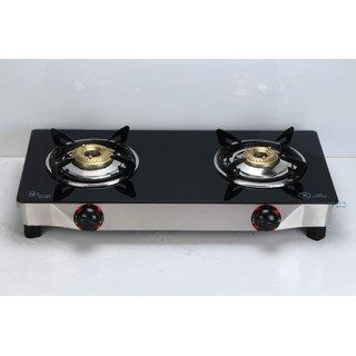 Surya Aksh 2 burner nano gas cook top