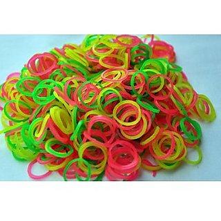 Fluorescent Rubber Band 1/2 (500 g)