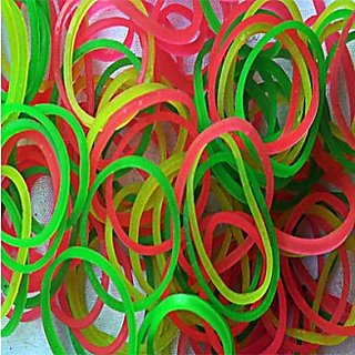 Fluorescent Rubber Band 2 (500 g)